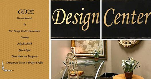 New Design Center Open House At Consign To Design Tennessee