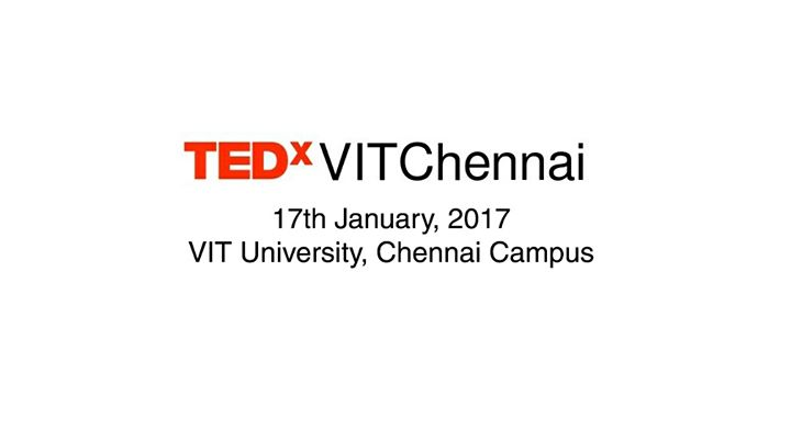 TEDx VITChennai