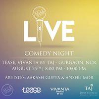 Circle Series Live Comedy Night