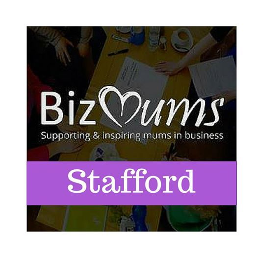 Stafford BizMums October Products and Services Month