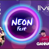 Neon Fest - Encerramento das Aulas