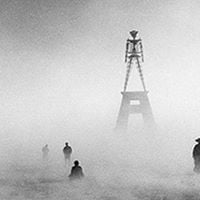 City of Dust The Evolution of Burning Man August Power Lunch