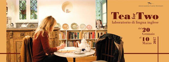Tea for two - Laboratorio di lingua inglese con ospite