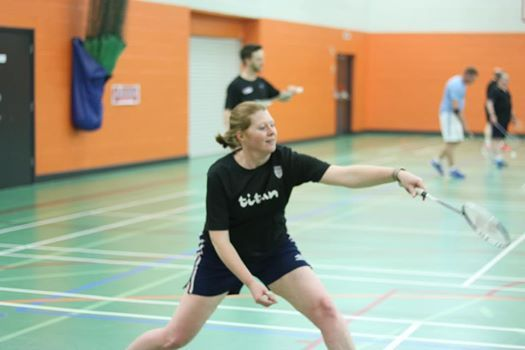Active Lives Badminton Club (Club night)