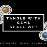 Zentangle  Gems Zendala Workshop