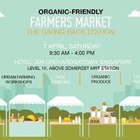 9th Organic-Friendly Farmers Market