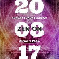 Zen On Shredz Challenge Ashmore PCYC