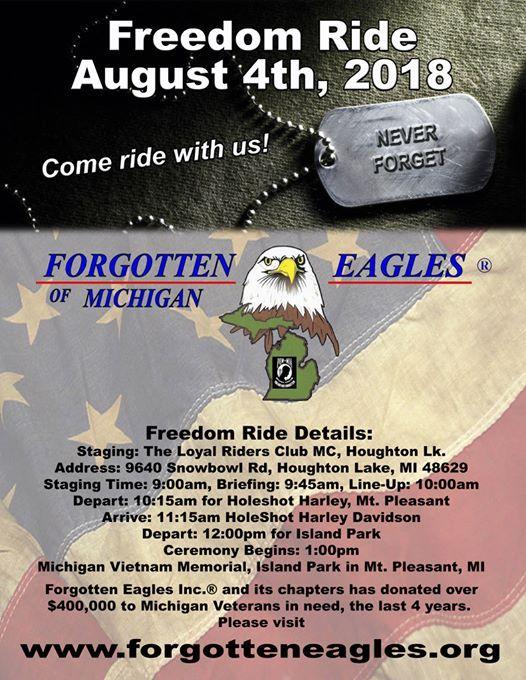 2018 Freedom Ride