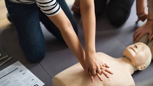 Standard First Aid CPRAED Level C