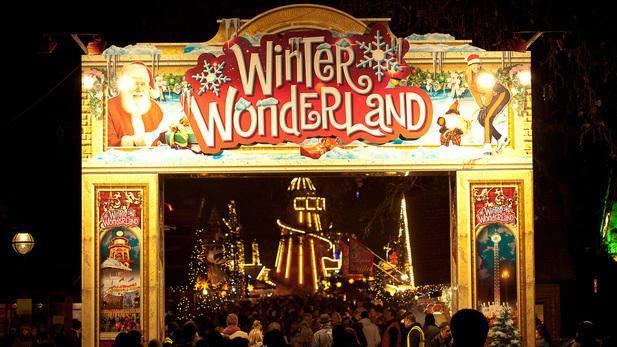 Winter Wonderland Brighton 25th Nov - 9th Dec