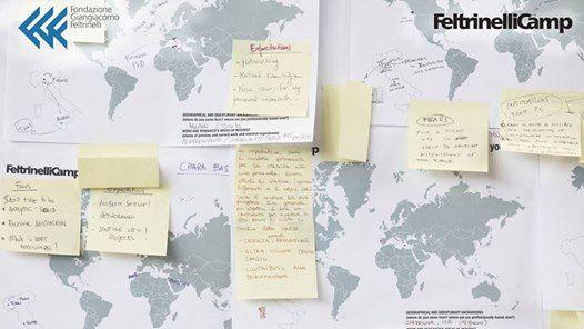 Call internazionale FeltrinelliCamp