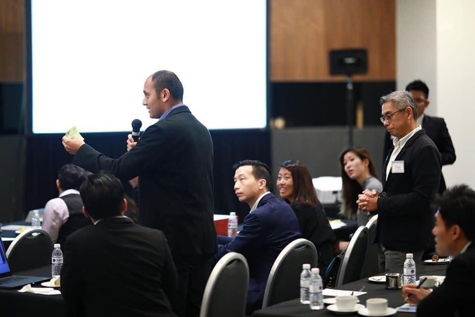 Breakfast Networking With 90 - 100 Entrepreneurs - 24 Jan