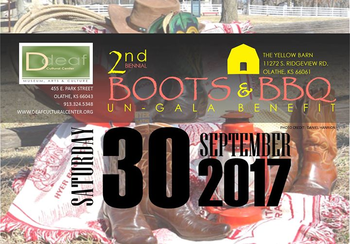 2nd Biennial Boots Bbq Ungala Benefit At The Yellow Barn Olathe