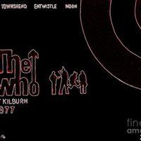Babel presenta The Who - Live at Kilburn 77