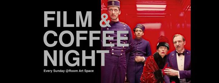 Film & Coffee Night The Grand Budapest Hotel