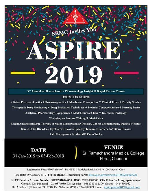 Aspire 2019