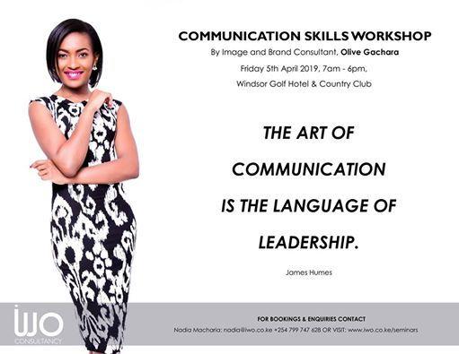 The Communication Skills Workshop