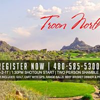 Troon North Open - May 2nd 130PM