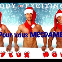 Chippendales Xmas Edition