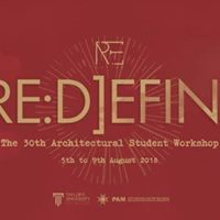 REDEFINE - The 30th Architectural Student Workshop