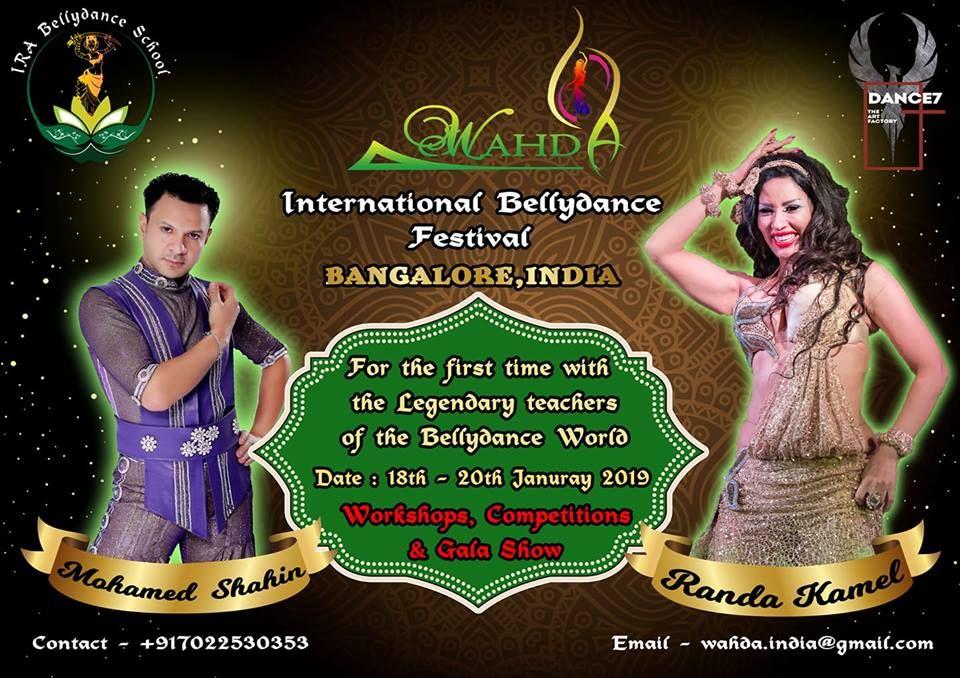 Wahda ( Version 2.0 ) International Bellydance Festival India