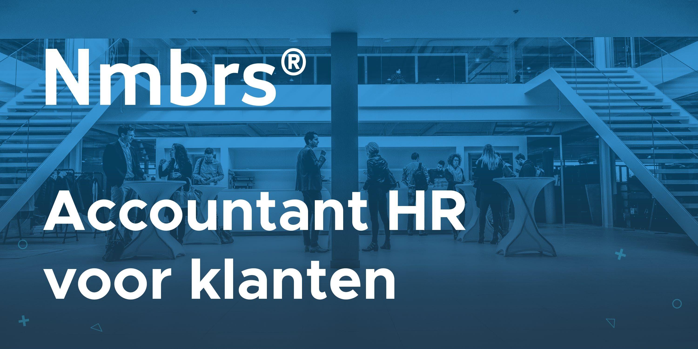 Nmbrs Accountant HR voor klanten 2018