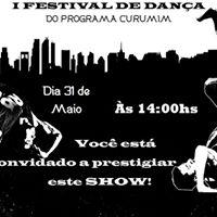 I Festival De Dana Do Programa Curumim