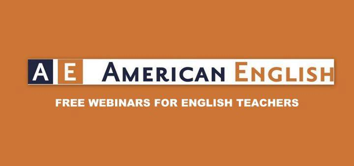 American English Webinars for English Teachers