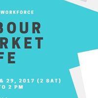 2017 July Labour Market Cafe