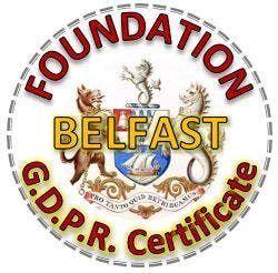 GDPR Foundation Course - BELFAST
