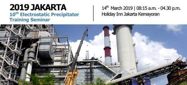 Tai & Chyun 2019 Jakarta Seminar - 10th ESP Training Seminar