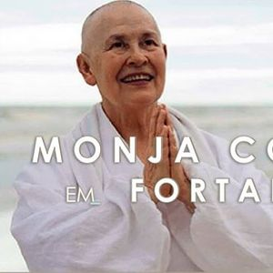 Monja Coen em Fortaleza