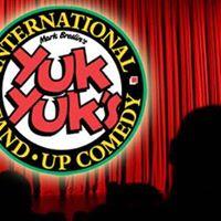 Yuk Yuks Comedy night
