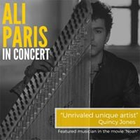 Ali Paris in Concert
