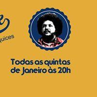 Roda de SambaRock com Felipe Baro no Alpendre 413 - 2 edio