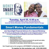Smart Money Fundamentals with Searchlight Financial