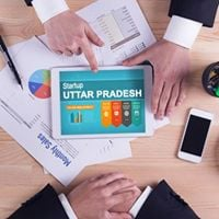 Uttar Pradesh Entrepreneurship Summit &quot StartUp-UP &quot