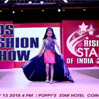 Rising Star of India 2018- Kids Fashion Show