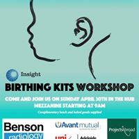 Insight Birthing Kits Workshop