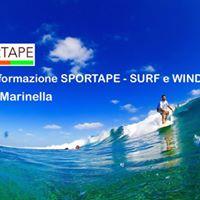 Corso formazione SporTape - Surf e Windsurf