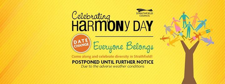 Harmony Day At Airey Park Homebush