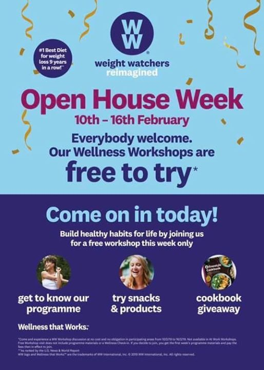 Open House at WW