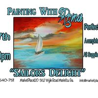 Painting With Roma Sailors Delight