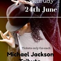 Michael Jackson tribute tickets 10