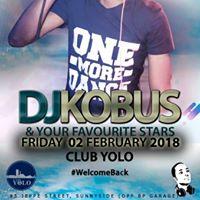 DJ KOBUS &amp Your Favourite Stars