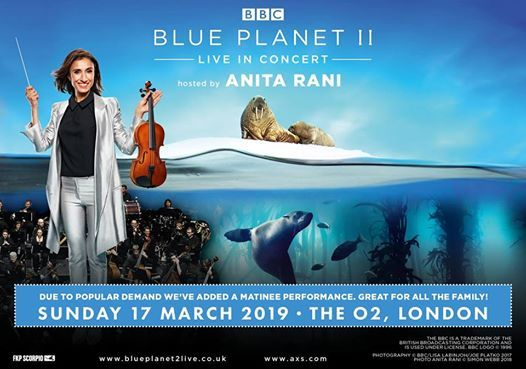 Blue Planet II Live in Concert - Extra date added
