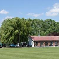 1st Team Cricket Match v Mansfield Hosiery Mills