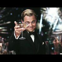 The Great Gatsby  Mot &amp Chandon Champagne