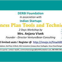Business plan Tools and Techniques by Mrs.Anjana Vivek