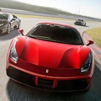 Drive exotic cars on track at Bondurant Main - Phoenix AZ
